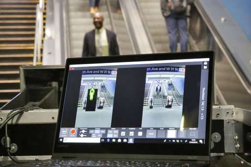 LA to become first in US to install subway body scanners