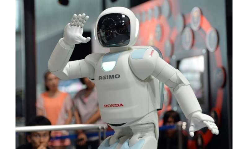 Launched in 2000, the humanoid machine resembling a shrunken spaceman has become arguably Japan's most famous robot