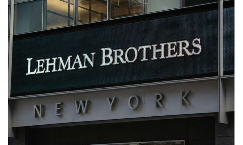 Lehman Brothers's bankruptcy was the biggest in American history