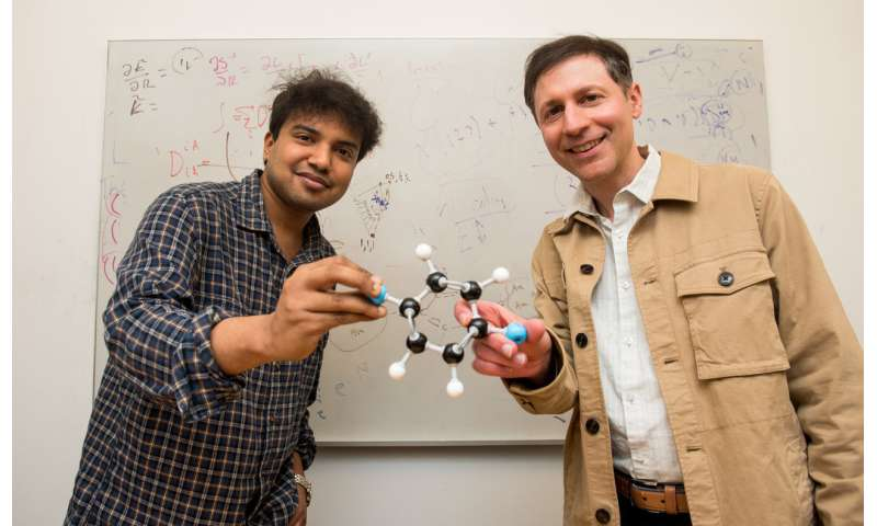 Less is more when it comes to predicting molecules' conductivity