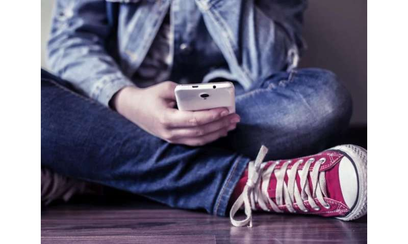 Less pediatric screen time tied to better well-being