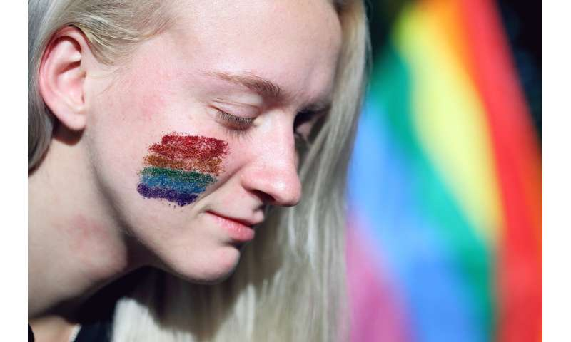 Study explores 'rainbow wave' and identity gaps in LGBTQ liberal political perspectives