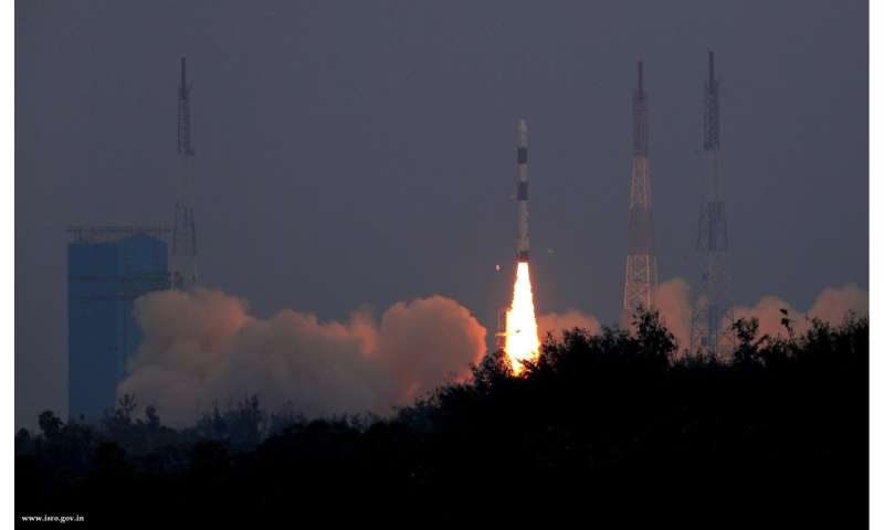 Lift off for pioneering nanosats