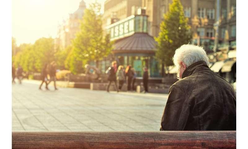 Living in greener neighborhoods is associated with slower cognitive decline in elderly
