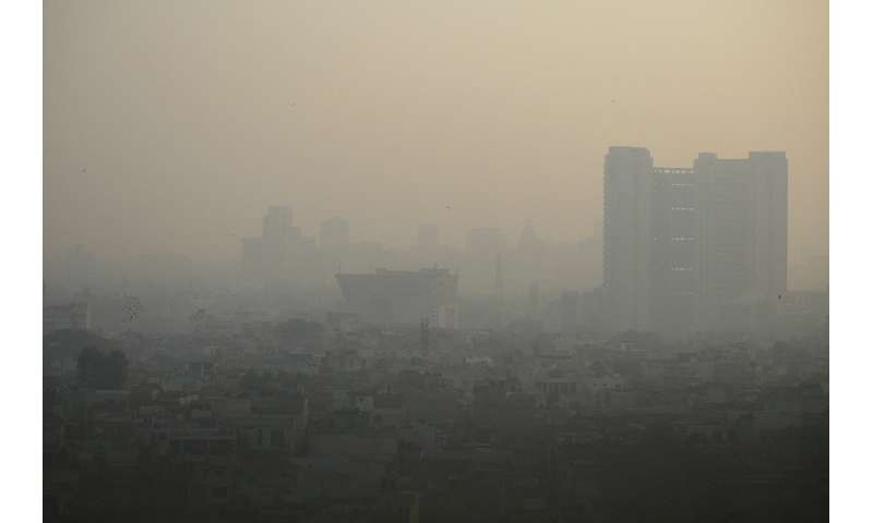 Living with air pollution