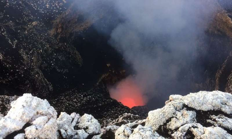 Living with volcanic gases