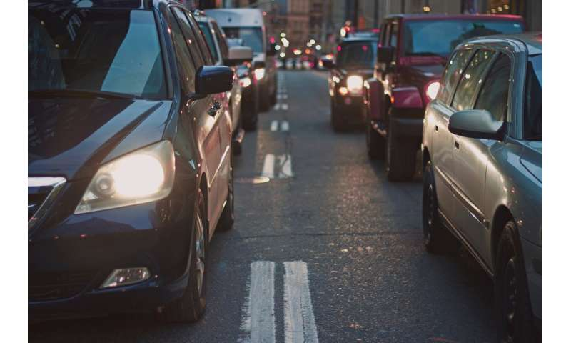 Long-term exposure to road traffic noise may increase the risk of obesity