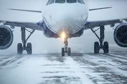 Looking at a future where aircraft de-icing is a thing of the past