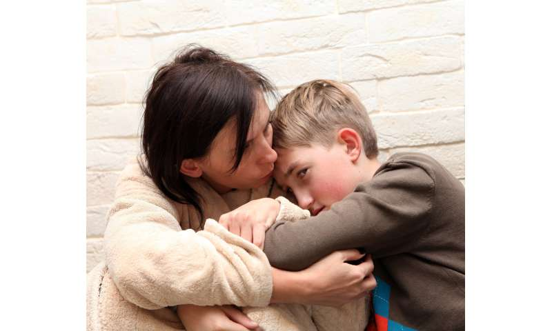 Losing children to foster care endangers mothers' lives