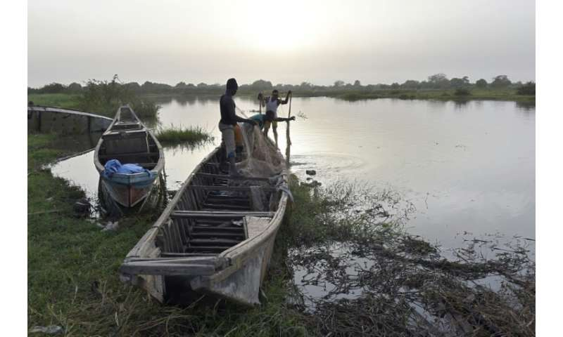 Loss of their livelihood is pushing fishermen and farmers into deeper poverty, prompting some to turn to Boko Haram or look for