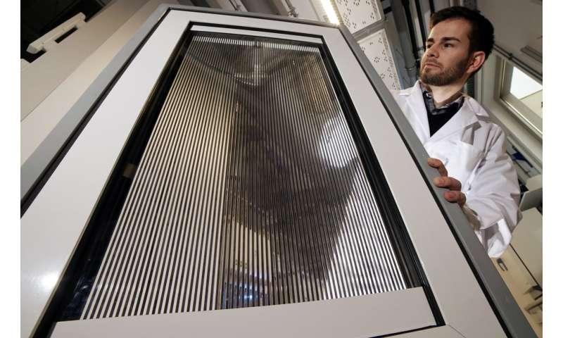 Magnetic liquids improve energy efficiency of buildings