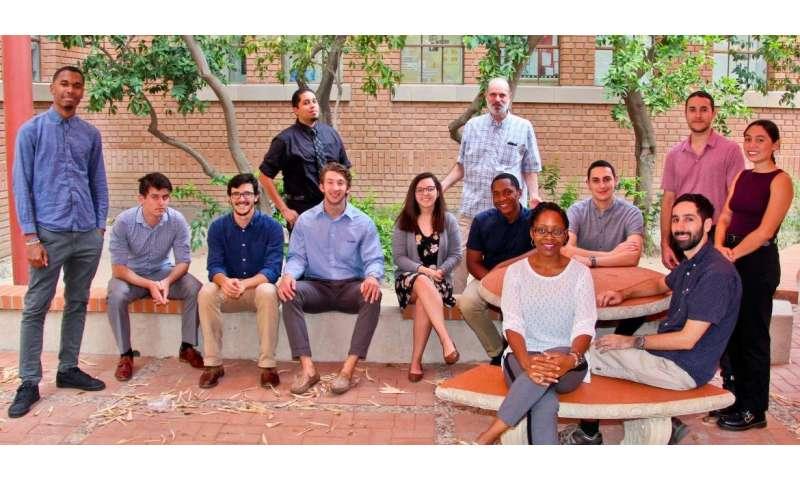 Making grad school possible for minorities