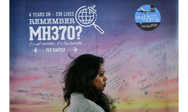 Malaysia Airlines Flight 370 disappeared in March 2014 with 239 people onboard while en route from Kuala Lumpur to Beijing