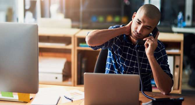 Managing stress at work can help employee well-being, productivity