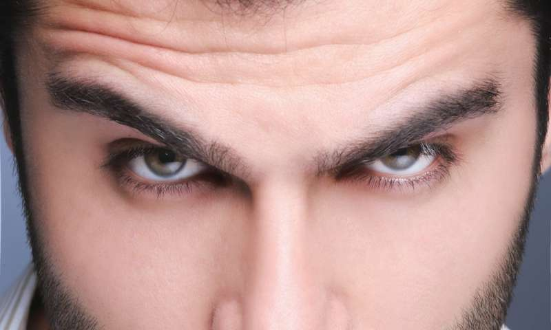 You might be able to spot a psychopath by their eyes