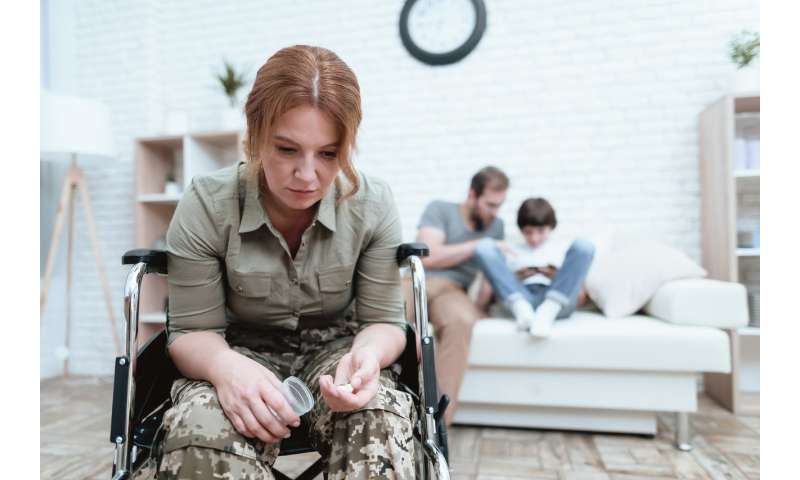 Married Veterans More at Risk of Suicide than Single Soldiers