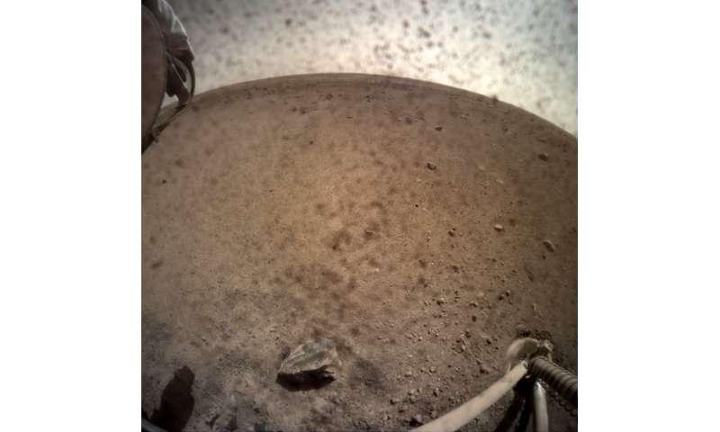 Mars new home & big sandbox & # 39;