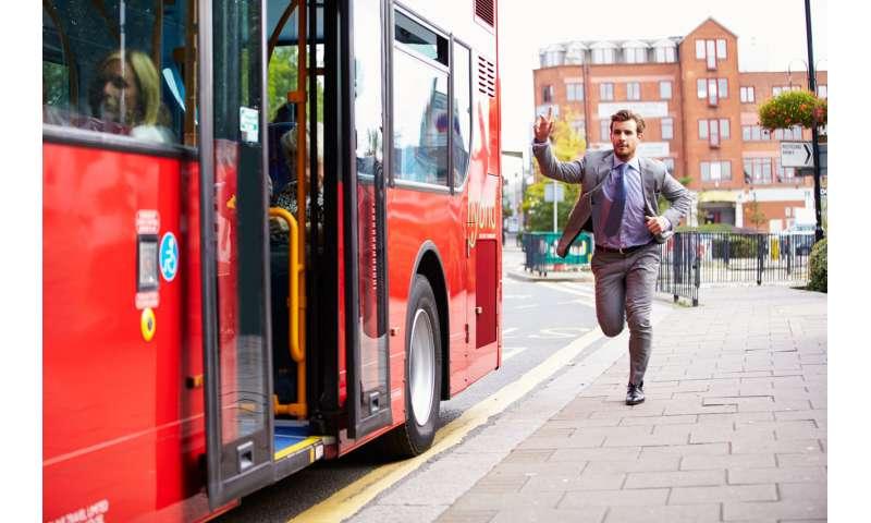 Math explains why your bus route seems so unreliable