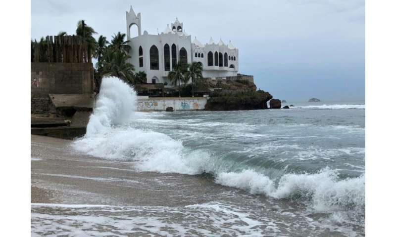 Mazatlan, on Mexico's Pacific coast, is bracing for the arrival of Hurricane Willa
