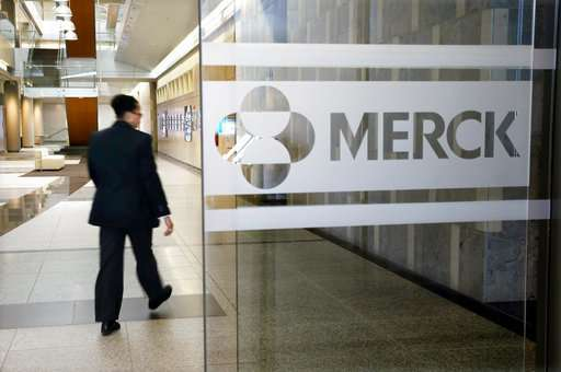 Merck posts strong first-quarter profit, but revenue light