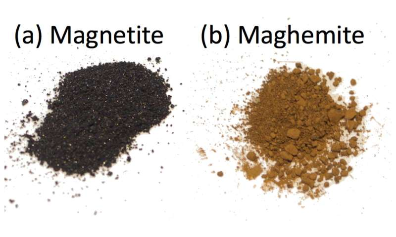 Method to determine oxidative age could show how aging affects nanomaterial's properties