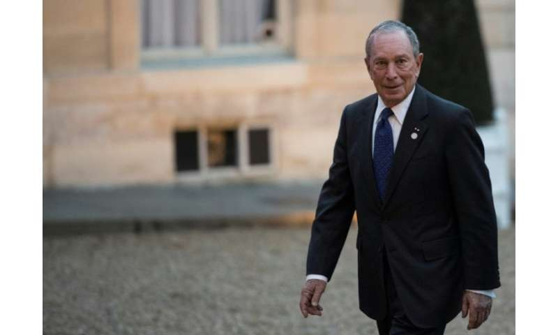Michael Bloomberg will launch the World Conference on Tobacco or Health in Cape Town on March 7