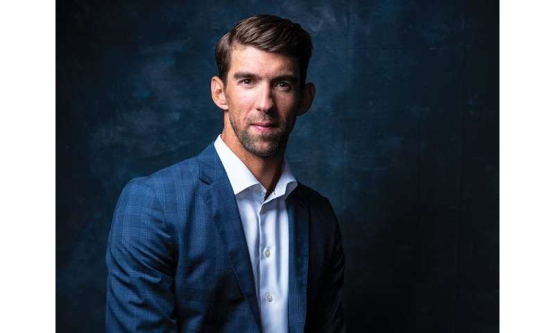 Michael phelps champions the fight against depression