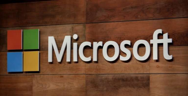 Microsoft plans to open four data storage centres in France