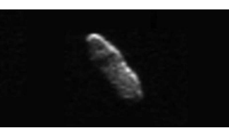 Mile-wide, potentially hazardous asteroid 2003 SD220 to swoosh by Earth on Saturday