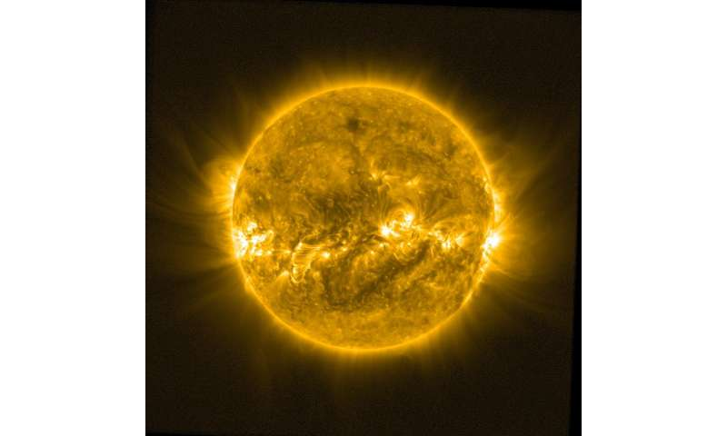 Monitoring solar activity