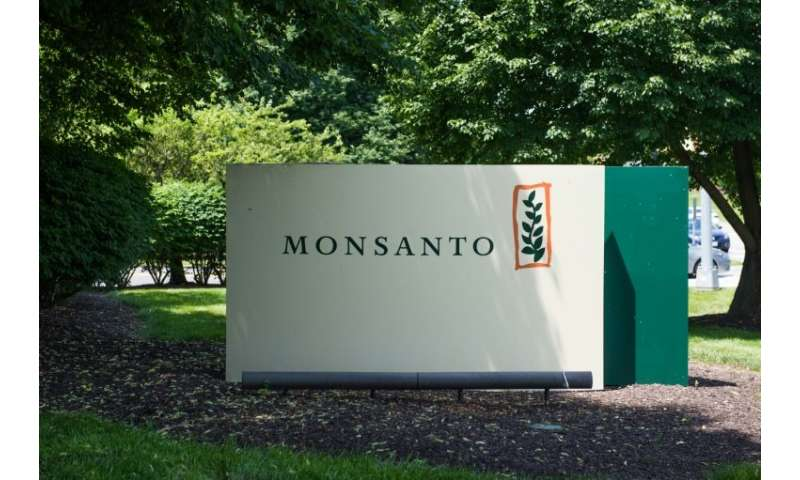 Monsanto was fined $290 million in August for not warning a groundskeeper that its weed killer product Roundup might cause cance