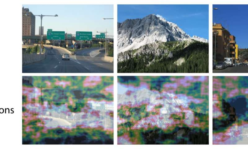 Mountain splendor? Scientists know where your eyes will look