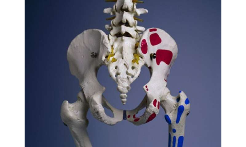 MRI indicates sacroiliitis in some healthy individuals
