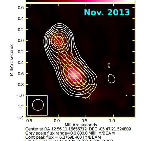 Multiple gamma-ray emission regions detected in the blazar 3C 279