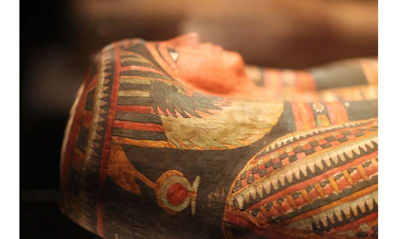 mummy egypte