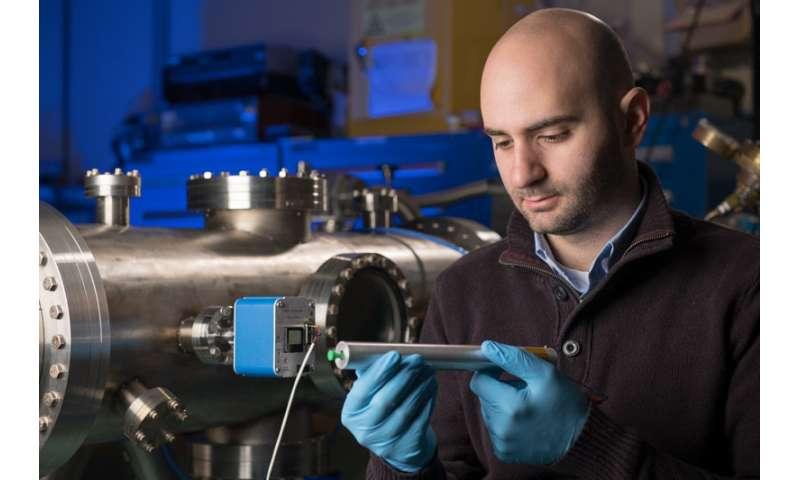 Muon machine makes milestone magnetic map