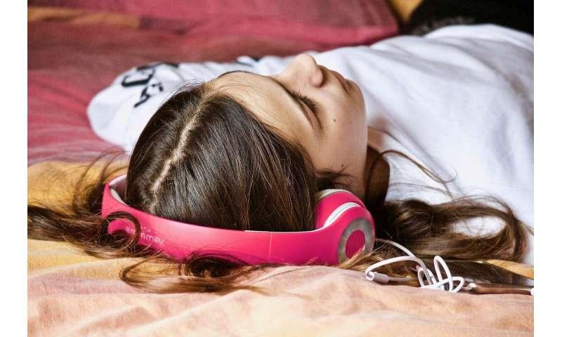 music sleep