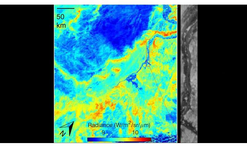 NASA's 'space botanist' gathers firstEsprit Smith data