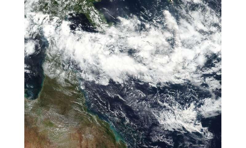 NASA watching stubborn remnants of ex-Tropical Cyclone Iris