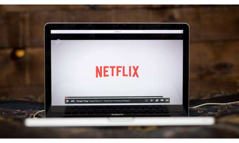 Netflix and Facebook helping to reduce youth crime