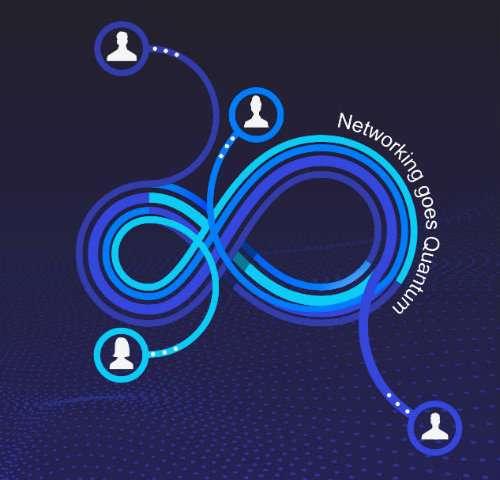 Networking goes quantum