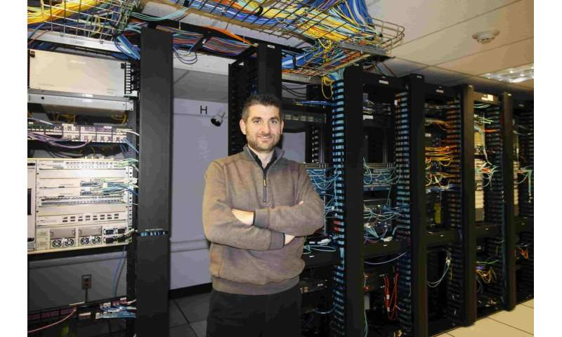 Network orchestration: SLU researcher uses music to manage networks