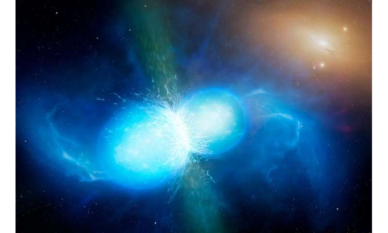 Neutron stars cast light on quark matter Neutronstars