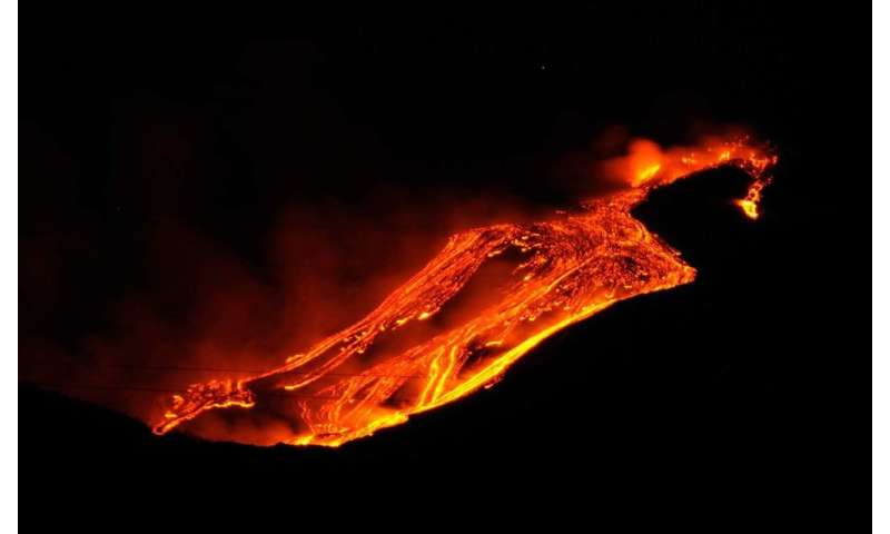 New automated volcano warning system forecasts imminent eruptions