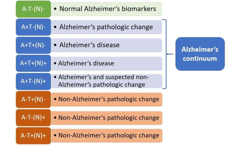 New biological research framework for Alzheimer's seeks to spur discovery