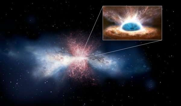 The unexpected matter found in hostile black hole winds Newbornsorsu
