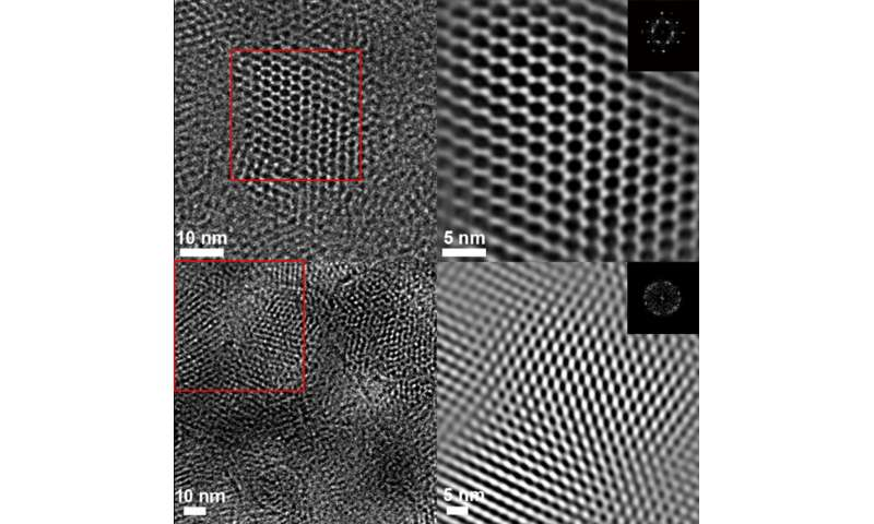 New competition for MOFs: Scientists make stronger COFs