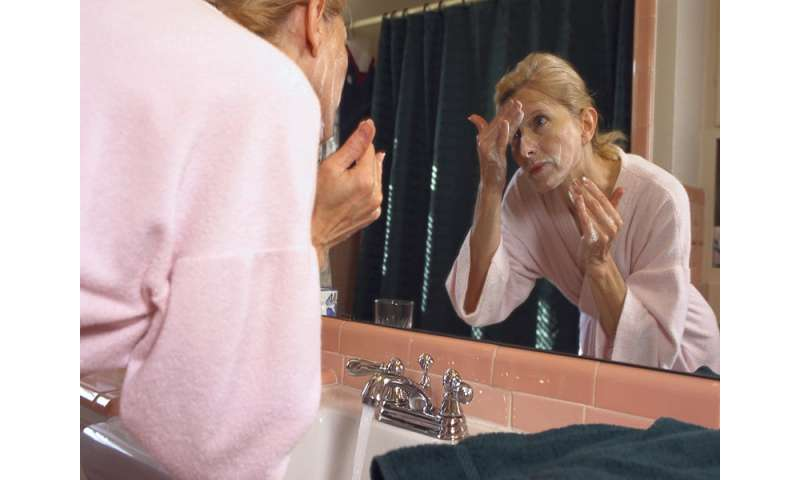 New formulated moisturizer effective for facial dermatitis
