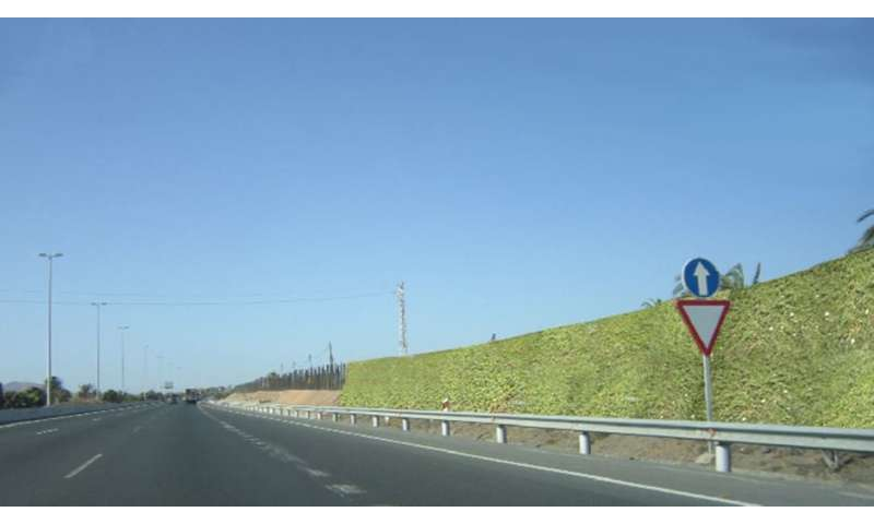 New greener and more efficient noise barriers