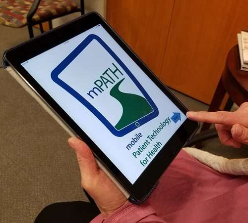 New iPad app could improve colon cancer screening rates